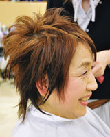 stylist:鈴木 久美子