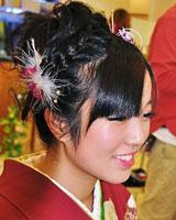 stylist:有馬 美聡