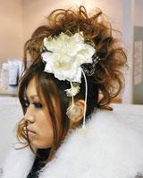 stylist:見山 晴美