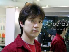 布目 浩二 Kouji Nunome